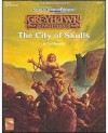 City of Skulls, Wgr6: Greyhawk Game Module - Carl Sargent
