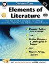 Common Core: Elements of Literature, Grades 6 - 8 - Linda Armstrong