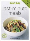 Last-Minute Meals - Susan Tomnay