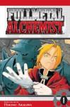 Fullmetal Alchemist, Vol. 1 - Hiromu Arakawa