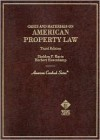 Cases and Materials on American Property Law, 3rd Ed. (American Casebook Series) (American Casebooks) - Sheldon F. Kurtz