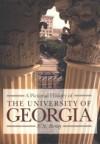 A Pictorial History of the University of Georgia - F.N. Boney, Michael Adams, Michael F. Adams