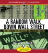 A Random Walk Down Wall Street: The Time-Tested Strategy for Successful Investing (Audiocd) - Burton G. Malkiel, Kerin McCue