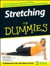 Stretching For Dummies - LaReine Chabut, Madeleine Lewis