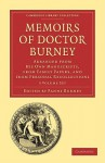 Memoirs of Doctor Burney - Fanny Burney