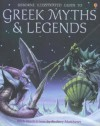 Greek Myths and Legends (Usborne Myths & Legends) - Anna Claybourne