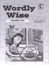 Wordly Wise 3000: Level C Answer Key - Kenneth Hodkinson, Sandra Adams