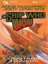 The Ship Who Won: Brainship Series, Book 5 (MP3 Book) - Anne McCaffrey, Jody Lynn Nye, Constance Towers