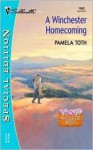 A Winchester Homecoming - Pamela Toth