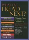 What Do I Read Next? 2009, Volume 2 - Natalie Danford, Dana Ferguson, Don D'Ammassa, Marcia Ford, Jim Huang