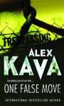 One False Move (Mira Backlist) - Alex Kava