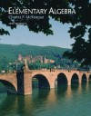 Elementary Algebra, 8th Edition - Charles P. McKeague
