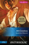Mills & Boon : Ak-Cowboy (Sons of Troy Ledger) - Joanna Wayne