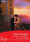 Mills & Boon : Bought: The Greek's Innocent Virgin (Greek Tycoons) - Sarah Morgan