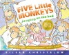 Five Little Monkeys Jumping on the Bed 25th Anniversary Edition - Eileen Christelow