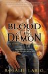 Blood of the Demon (Demons of Infernum) - Rosalie Lario