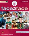 Face2face Elementary Student's Book /Audio CD and Workbook Pack Italian Edition [With CDROM] - Chris Redston, Gillie Cunningham