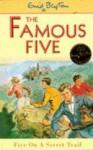 Five on a Secret Trail (Famous Five, #15) - Enid Blyton