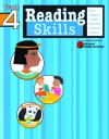 Reading Skills: Grade 4 (Flash Kids Harcourt Family Learning) - Flash Kids Editors, Flash Kids