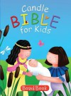 Candle Bible for Kids Board Book - Juliet David, Jo Parry