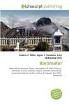 Barometer - Frederic P. Miller, Agnes F. Vandome, John McBrewster