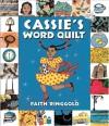 Cassie's Word Quilt - Faith Ringgold