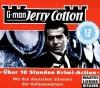 Jerry Cotton. 12 Hörspielkrimis - Manfred Lehmann, Joachim Kerzel, Thomas Danneberg