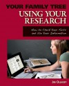 Using Your Research - Jim Ollhoff