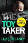 The Toy Taker: Free Sampler - Luke Delaney