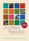 A Writer's Resource (comb-version) - Student Edition - Elaine Maimon, Janice Peritz, Kathleen Yancey