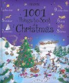 1001 Things to Spot at Christmas - Alex Frith, Anna Milbourne, Teri Gower