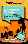 Macalester College - Katherine Tylevich, Adam Burns, Kevan Gray, Mason Chris