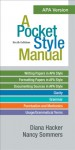 APA Version of a Pocket Style Manual - Diana Hacker, Nancy Sommers