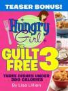 The Guilt Free 3 - Lisa Lillien