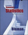 Elementary Statistics with CD and Form Card - Allan Bluman