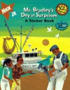 Mr. Bradley's Day of Surprises: A Sticker Book - Ronald Daise, James Bradley