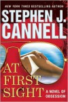At First Sight (Audio) - Scott Brick, Stephen J. Cannell