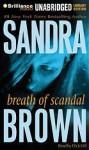 Breath of Scandal (Audio) - Sandra Brown, Dick Hill