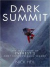Dark Summit: The True Story of Everest's Most Controversial Season (MP3 Book) - Nick Heil, David Drummond