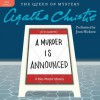 A Murder is Announced (Audio) - Joan Hickson, Agatha Christie