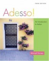 Adesso!: An Introduction to Italian (with Audio CD) - Marcel Danesi