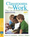 Classrooms That Work: They Can All Read and Write - Patricia Marr Cunningham, Richard L. Allington