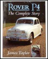 Rover P4 - James Taylor