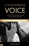 A Thunderous Voice: A Fresh Look at Repentance Through the Eyes of John the Baptist - Chris Martin