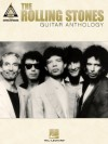 The Rolling Stones Guitar Anthology Songbook (Guitar Recorded Versions) - Rolling Stones