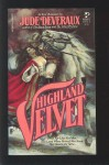 Highland Velvet - Jude Deveraux, Various