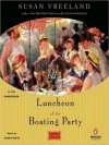 Luncheon of the Boating Party (MP3 Book) - Susan Vreeland, Karen White