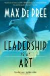 Leadership Is an Art - Max DePree