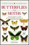 DK Handbooks: Butterflies and Moths - David Carter