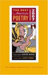 The Best American Poetry 2007 - Heather McHugh, David Lehman